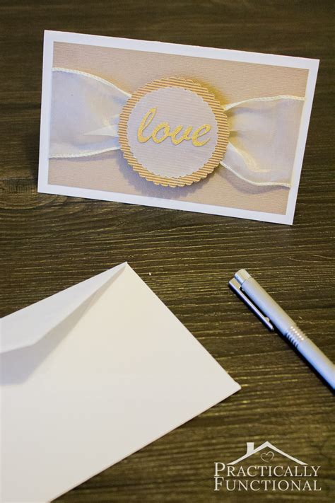 diy free diy quot love quot wedding card free cut file