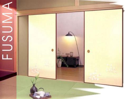 porte giapponesi scorrevoli fusuma giapponesi