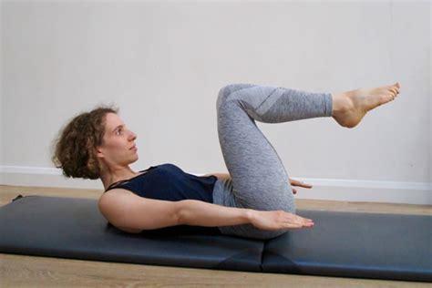 pilates positions  improve posture