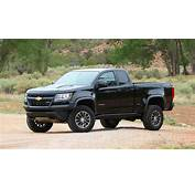 2017 Chevy Colorado ZR2 First Drive Mud And Dirt Made Easy
