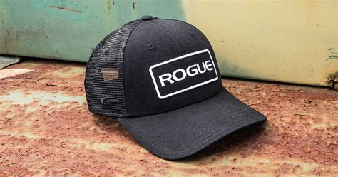 Rogue Fitness Gift Card - rogue patch trucker hat logo cap black rogue fitness