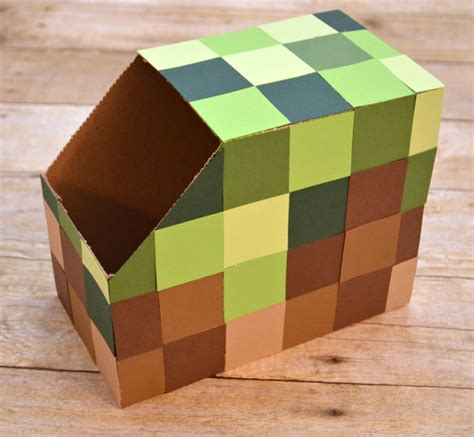 minecraft s day box minecraft box ideas for school be minecraft