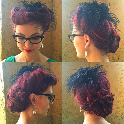 50s swing hairstyles best 25 40 hairstyles ideas only on