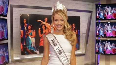 Miss Usa Tara Goes Back To Work by Miss Usa Teaches You To Walk Wave And Work