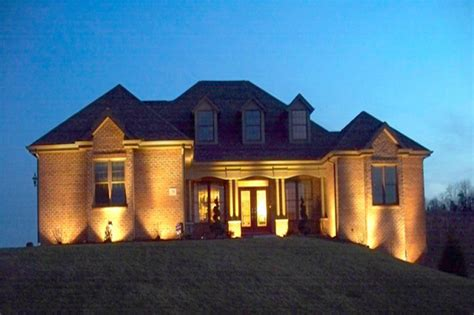 Residential Outdoor Lighting In Pittsburg Pa Landscape Lighting Pittsburgh