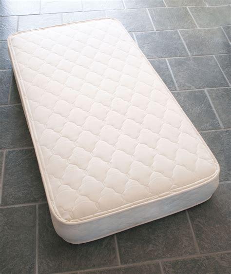 certified organic natural rubber crib mattress sleepworks