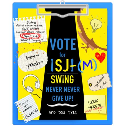 vote swing vote for superjuniorm swing more super junior elf