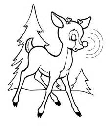 rudolph the nosed reindeer coloring pages free printable rudolph coloring pages for