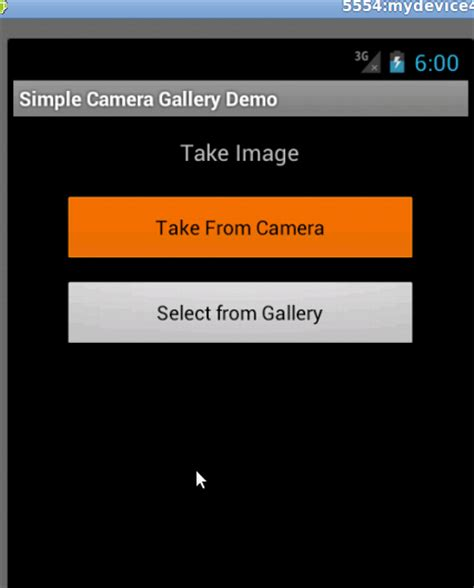 tutorial android camera android hub 4 you the free android programming tutorial