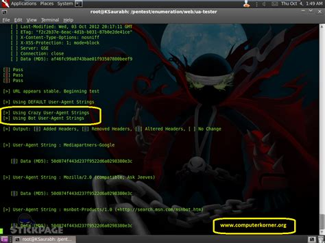 tutorial linux backtrack 5 r3 backtrack 5 r3