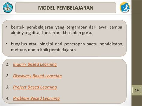 Model Model Pembelajaran Mengembangkan Profesionalisme Guru Rusman panduan pengembangan rpp kurikulum 2013
