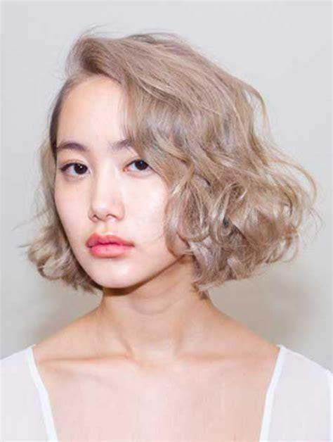 short permed hair neck line 20 new short hairstyles for asian women hairstyle guru