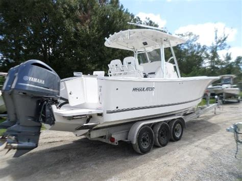 regulator boats for sale in louisiana regulator 28 boats for sale boats