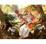 Maa Saraswati Hdwallpapers  HDwallpaper4Ucom