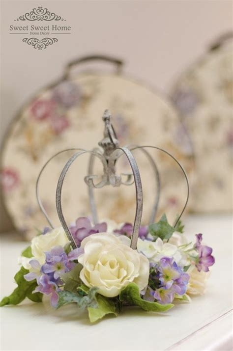1000 images about decorative crown centerpieces and