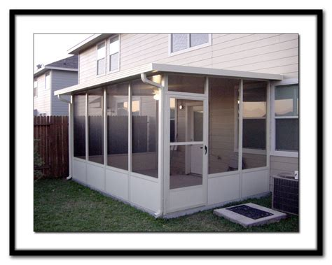 Aluminum Screen Room Kits by 1