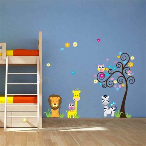 kinderzimmer malen lassen wandmalerei im kinderzimmer ein entz 252 ckendes ambiente