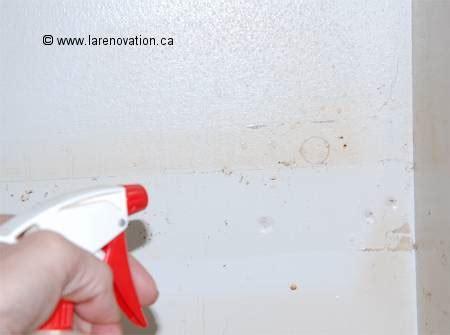 Nettoyage Des Murs Avant Peinture by R 233 Parer Et Nettoyer Avant De Peindre
