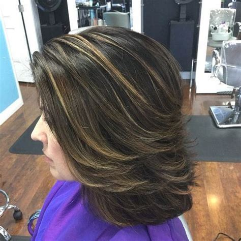 how to flip layered hair 1000 ideas about medium layered hairstyles on pinterest
