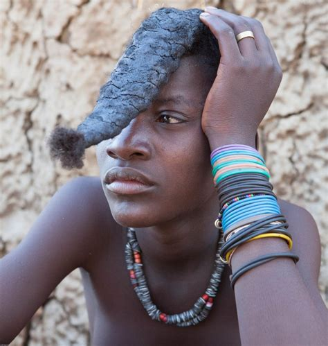 himba african tribe people himba people namibia pinterest himba people and