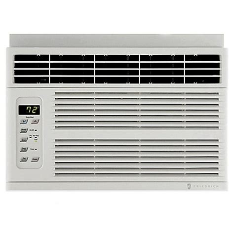bed bath and beyond air conditioner friedrich 174 cp05 chill 5 000 btu air conditioner bed bath