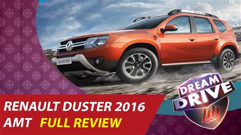 renault duster review health flicks