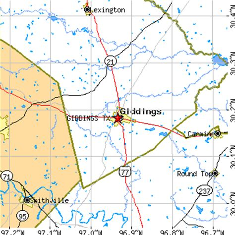 giddings texas map giddings tx pictures posters news and on your pursuit hobbies interests and worries