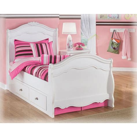 ashley furniture exquisite bedroom set b188 60 ashley furniture exquisite white under bed storage
