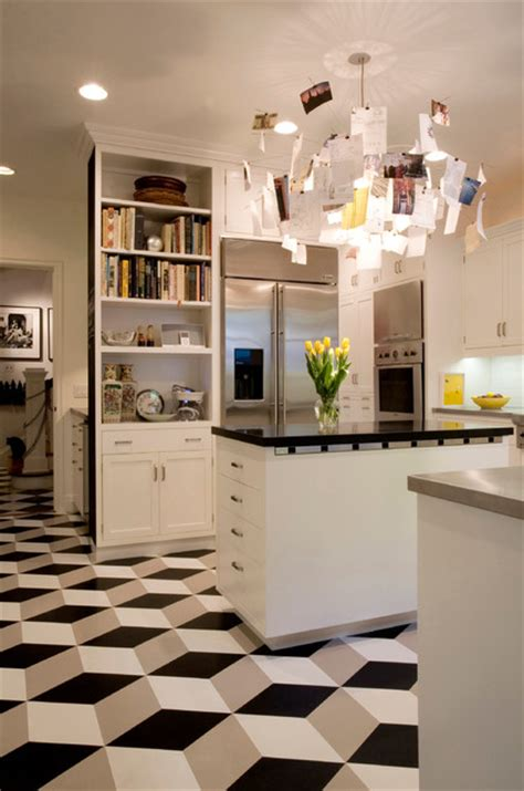 Beachwood Canyon Art collectors   Modern   Kitchen   los
