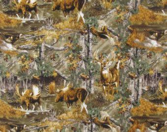 Wst 9906 Forest Print turkey print fabric etsy