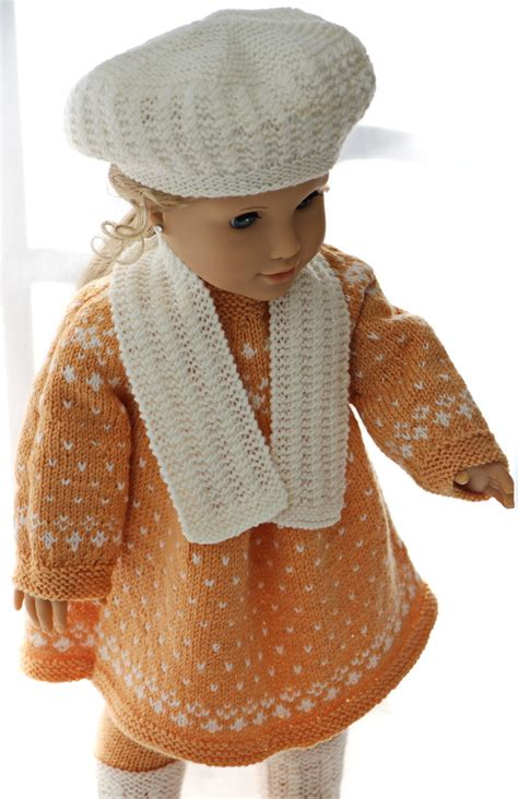 knitting pattern dolls clothes doll clothes knitting patterns