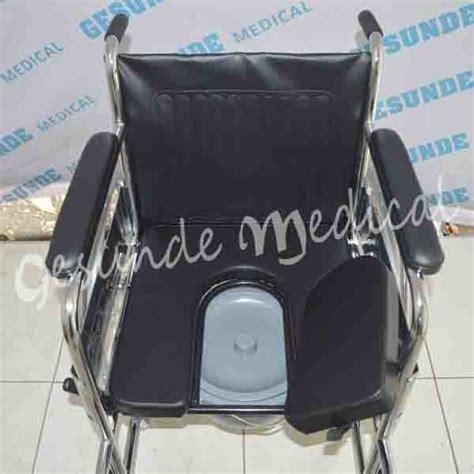 Jual Kursi Roda Eukarma jual kursi roda 2 in 1 atau bab dengang harga ekonomis
