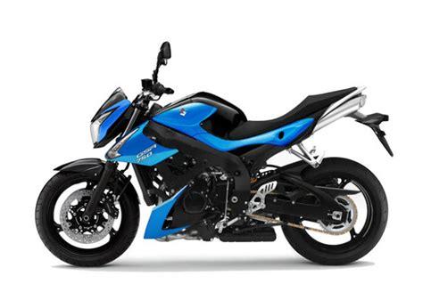 Suzuki 750cc Bike Motorcycle Collector Suzuki Gsr 750 Blue Custom Sportbike