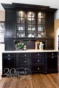 kitchen hutch designs for the home