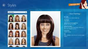 app to try hair color hairstyle pro app for windows in the windows store