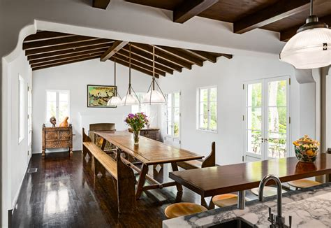 spanish interiors homes sb digs spanish colonial revival in hope ranch