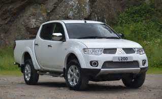 Mitsubishi Truck 2014 Next Mitsubishi L200 Due This Fall 187 Autoguide