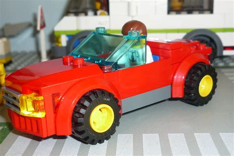 Lego Car lego city 8402 sports car i brick city