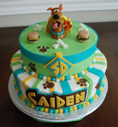 Scooby Doo Baby Shower Decorations by Scooby Doo Cakes Decoration Ideas Birthday Cakes