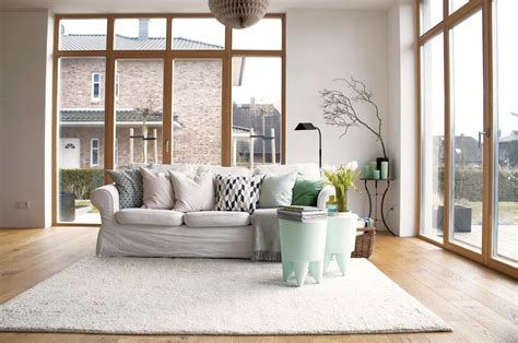 die schönsten wohnzimmer ideen die sch 246 nsten ideen mit ikea ektorp sofas