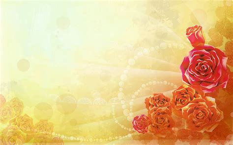 background design rose beautifully illustrated vector flower backgrounds