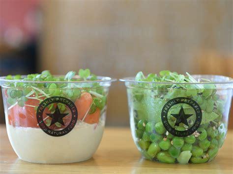 Vegie Green Pot veggie pret launches in hong kong here s the menu