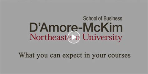 Northeastern Mba Corporate Finance Track by Mba Degree Business Degree Programs