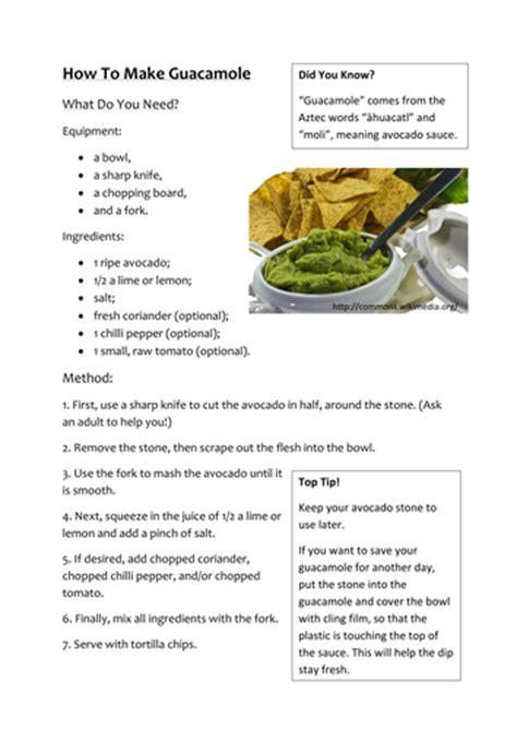 new year recipes ks1 helenfharvey s shop teaching resources tes