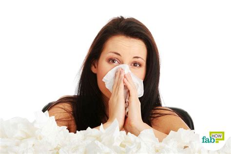 runny nose how to stop a runny nose with 6 best home remedies fab how