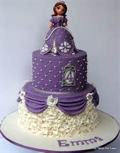 Sofia Cake Decorations 1000 ideas about sofia the cake on