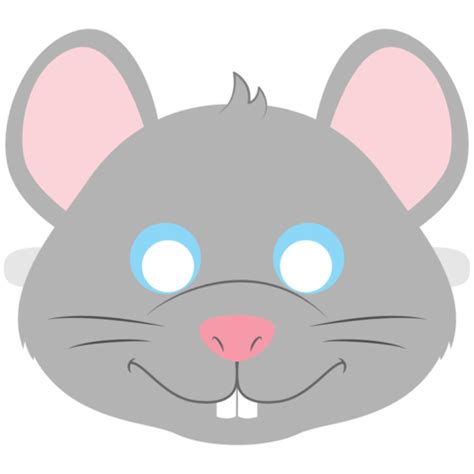 printable mouse mask template mouse mask template www imagenesmy