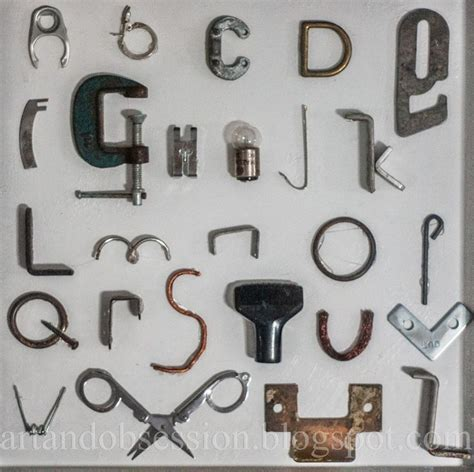 printable letters made from objects 96 best images about alphabet art on pinterest abc
