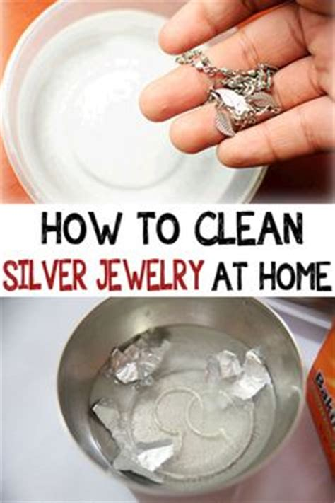 how to make jewelry cleaner at home 1000 images about jewelery on clean silver
