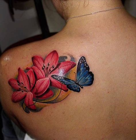 realistic butterfly tattoo designs 14 amazing designs with pictures styles at